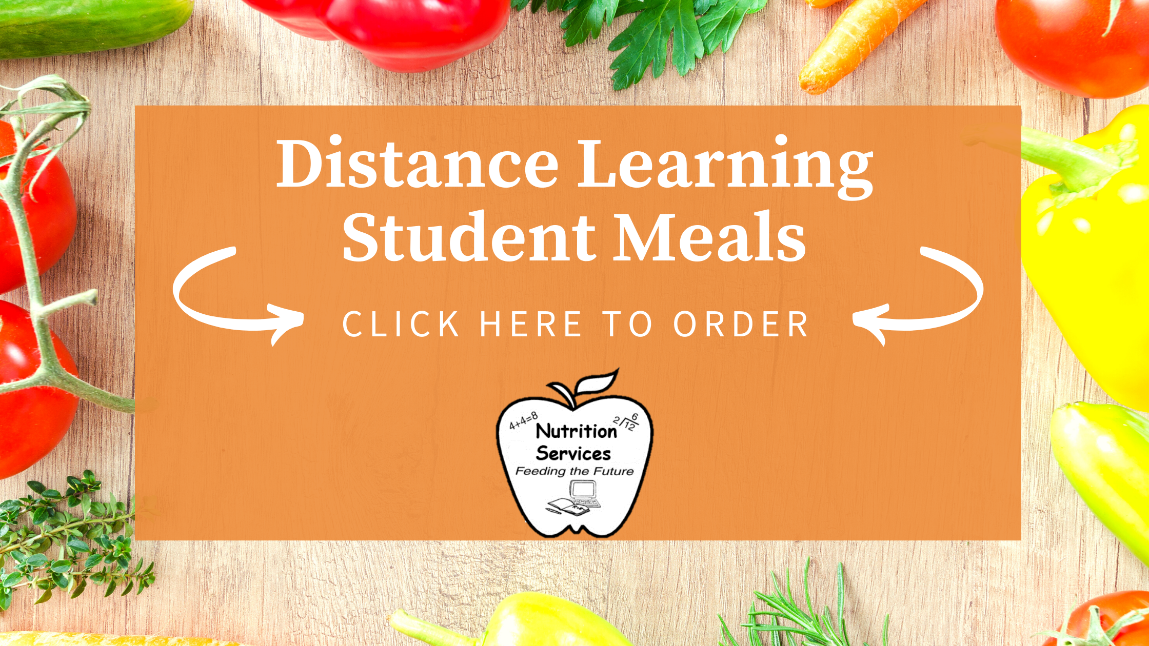 Distance Learning Meals