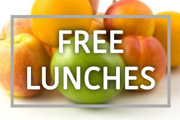 Free meals extended through end of June Thumbnail Image