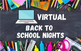 Back To School Night/Noche de Regreso A Clases Featured Photo