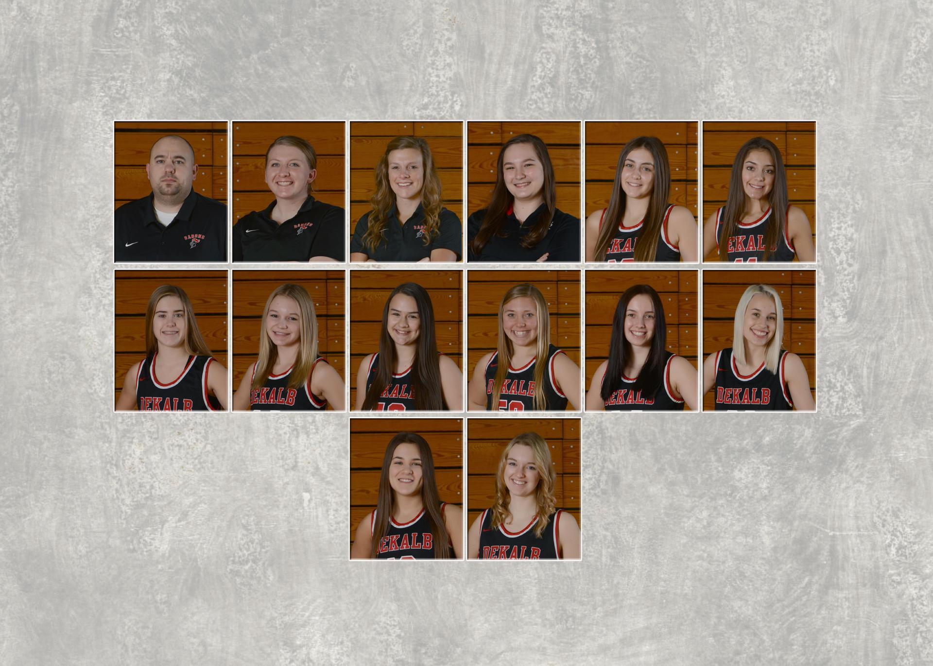 2020-2021 Varsity Girls Basketball