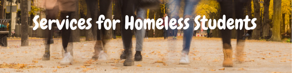 Services for Homeless Students