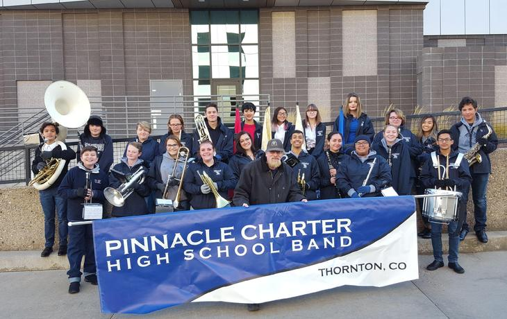 Pinnacle High School Band