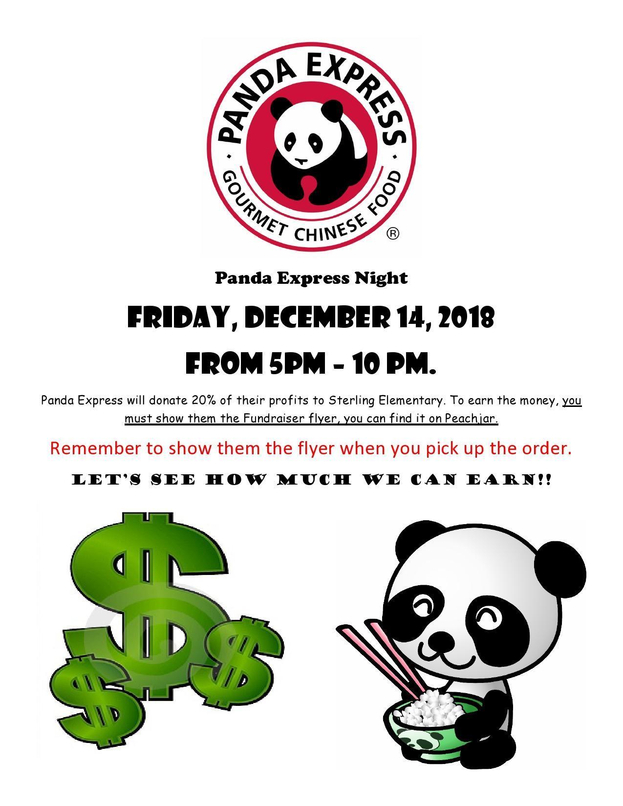 Panda Night December