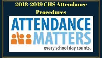 CHS Attendance Procedures Featured Photo