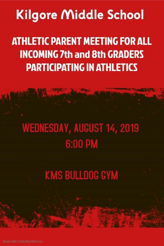 Athletic Parent Meeting for Boys and Girls Athletics Featured Photo