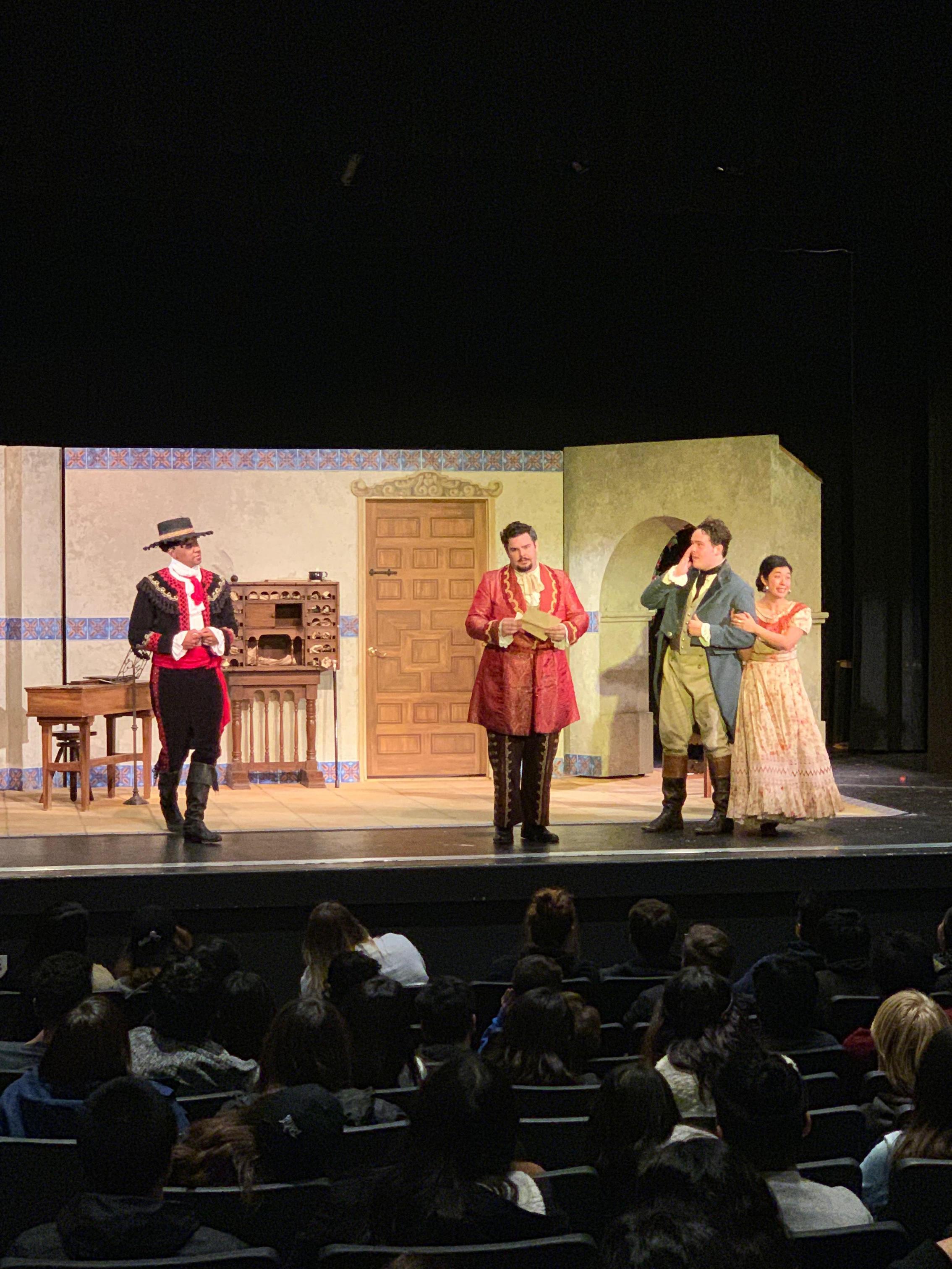 Portland Opera Assembly