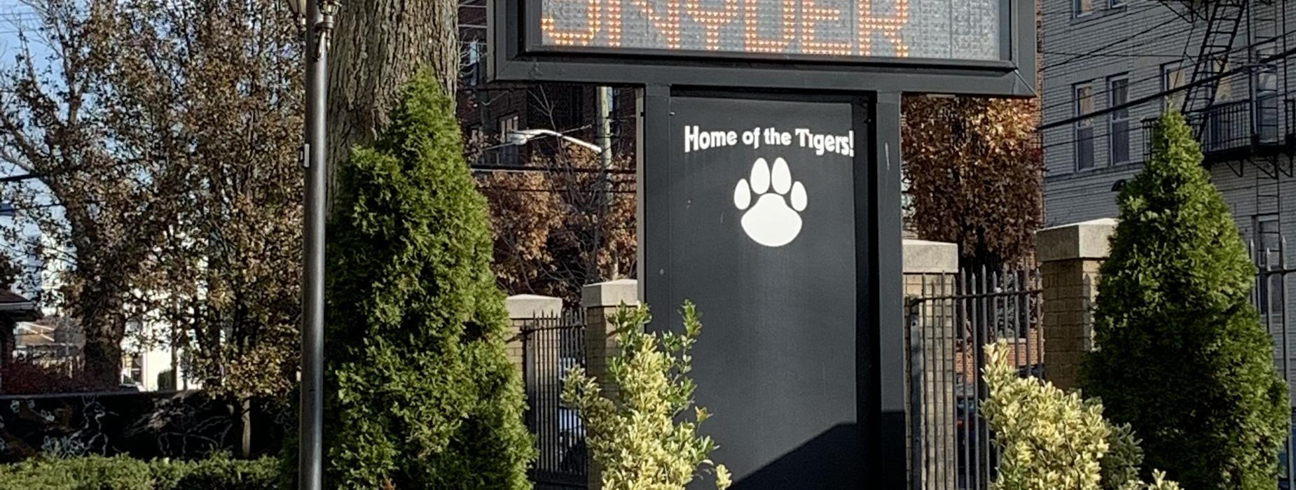 Snyder Home of the Tigers