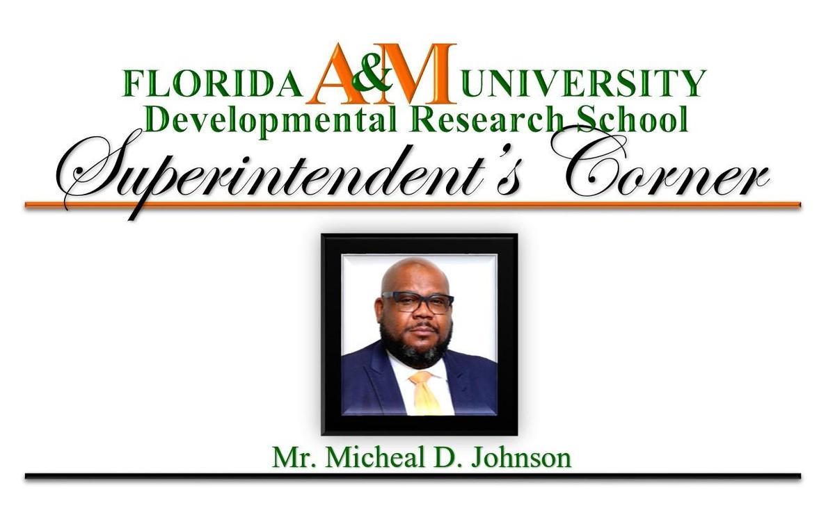 Superintendent's Corner Header