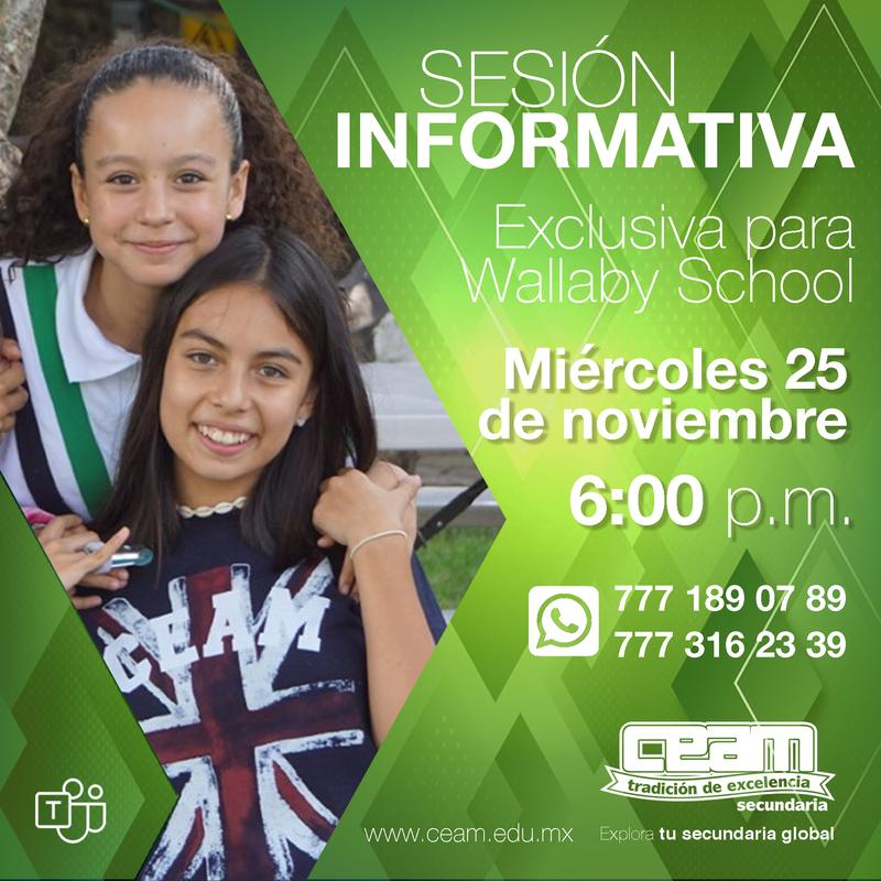 Sesión Informativa CEAM Morelos Featured Photo