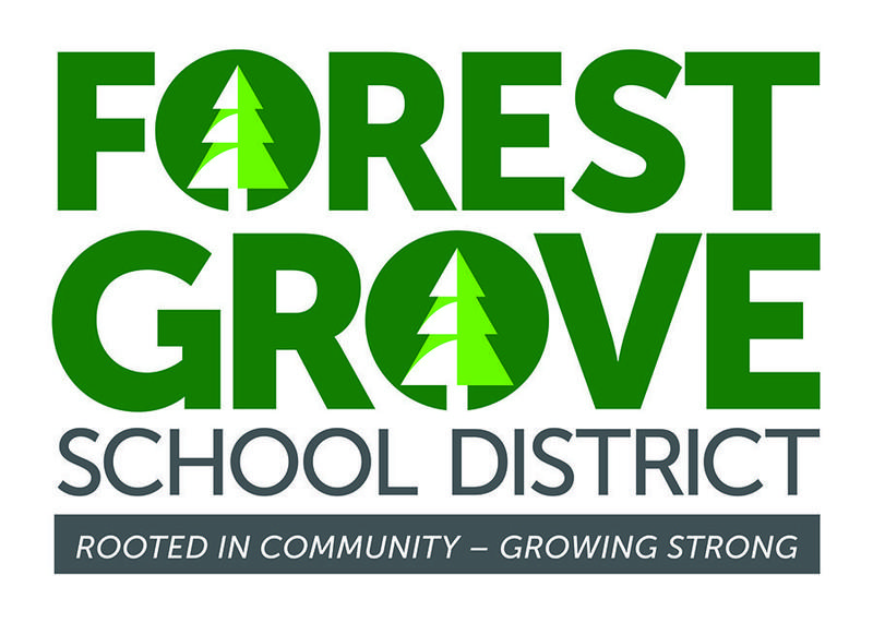 FGSD logo in green and white