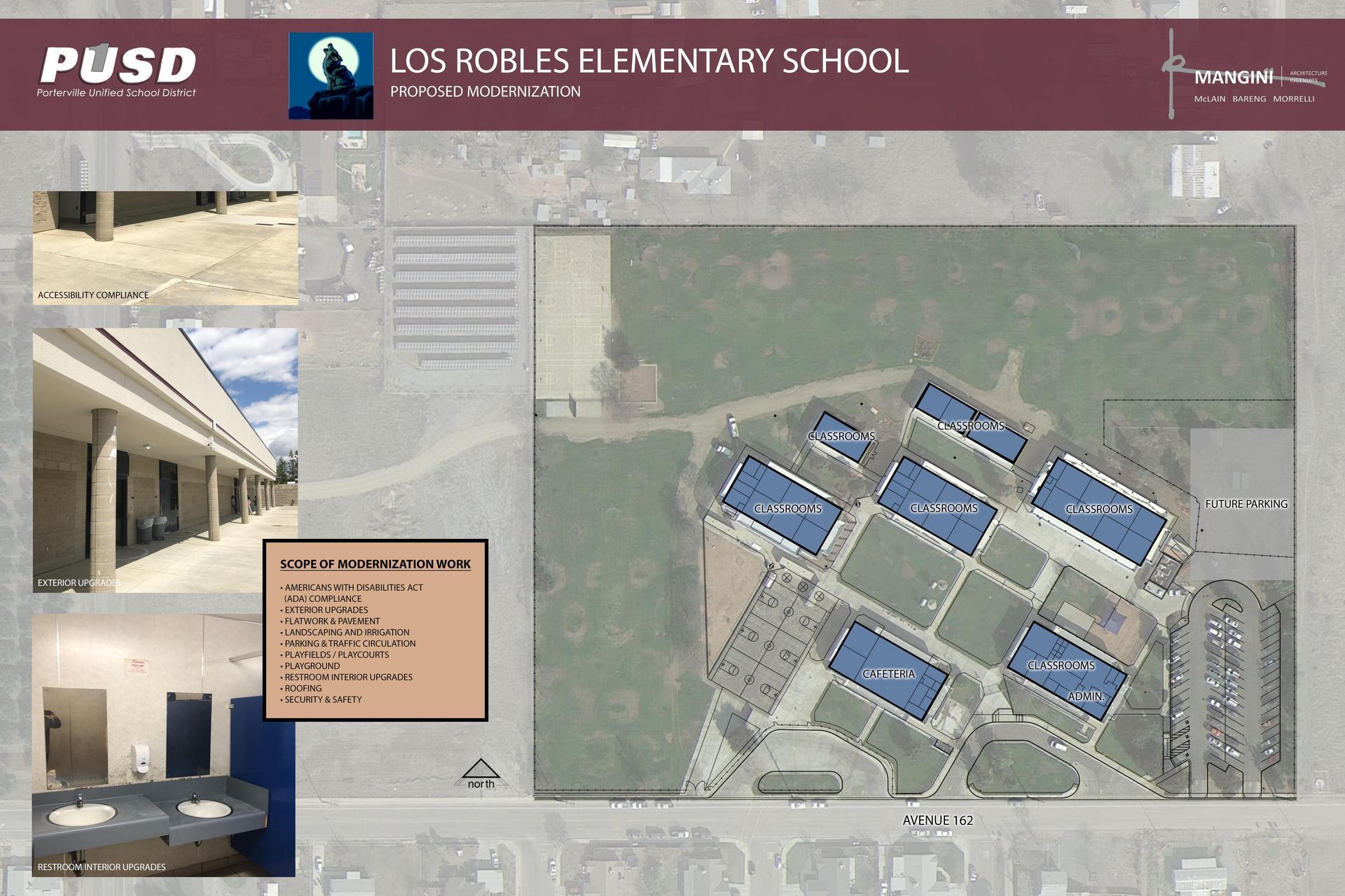 Los Robles Project