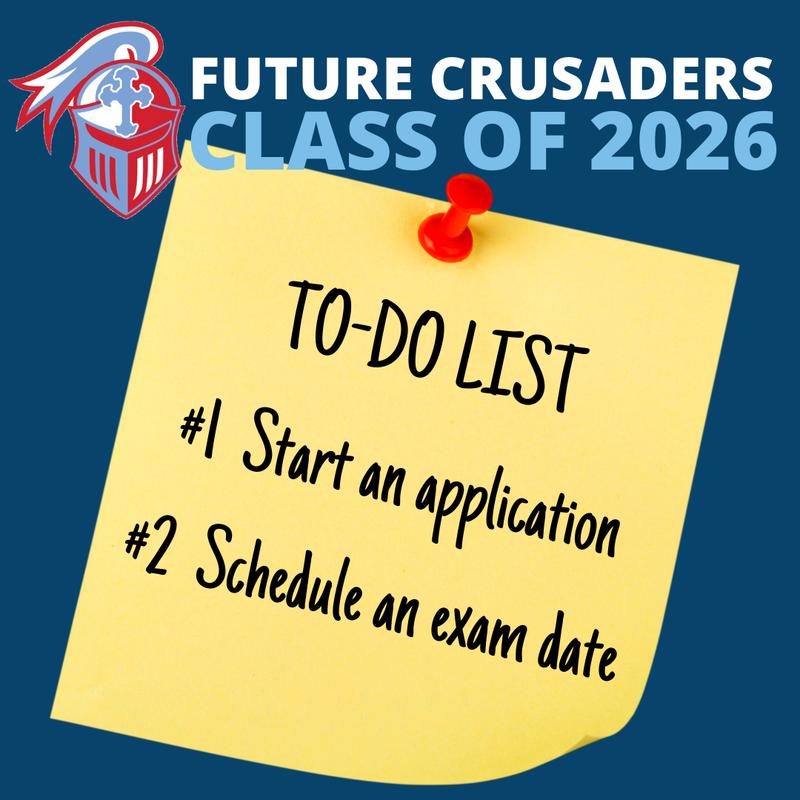 Future Crusaders Class of 2026 Thumbnail Image