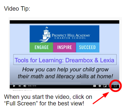 video tip