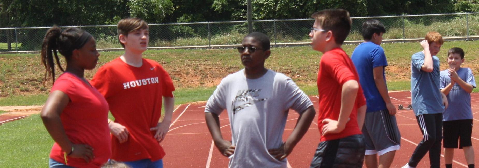Jr High Field Day