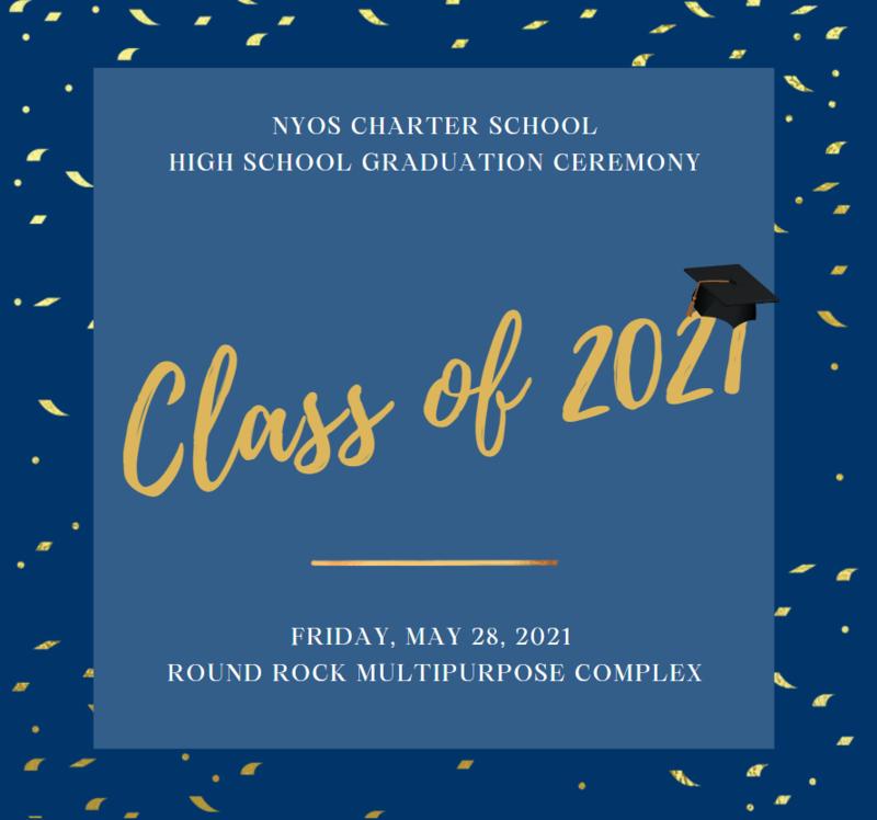 High School Graduation Ceremony Featured Photo
