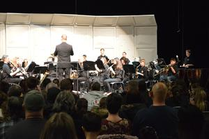 WMS band concert