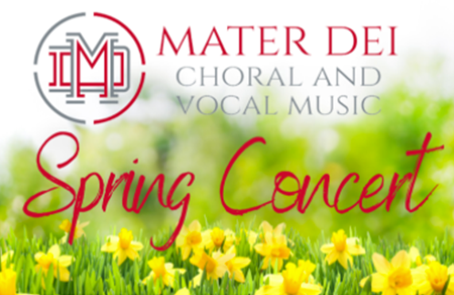 Spring Choir Concert Livestream - March 28 - April 5 Featured Photo