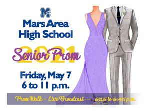 Mars Area High School Senior Prom 2021