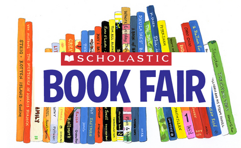 The Book Fair is here!  Nov 11-15! Featured Photo