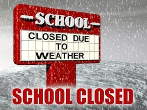 School Closed - Snow Day