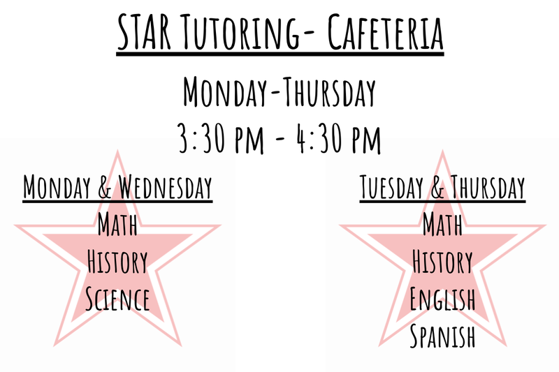 Star Tutoring is NOW available! Thumbnail Image