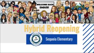 Hybrid Reopening Safety Plan