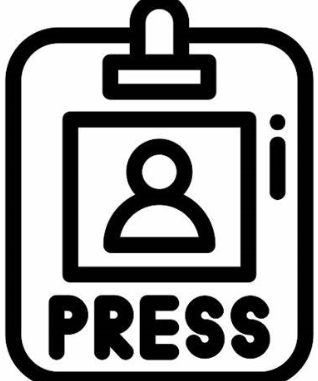 cartoon press pass