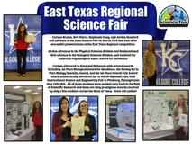 East Texas Regional Science Fair