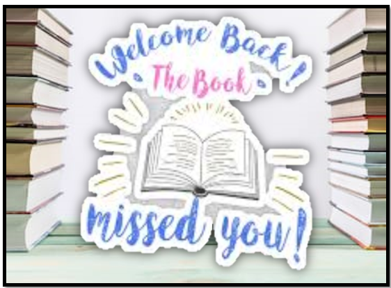 Books missed you