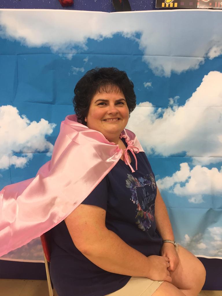 Rebecca Wilfong, Fourth Grade Teacher