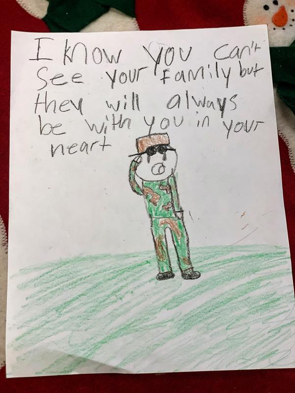 card from student