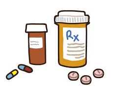 medication, prescription bottle