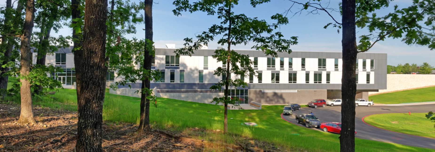 Reeds Spring Middle School Exterior
