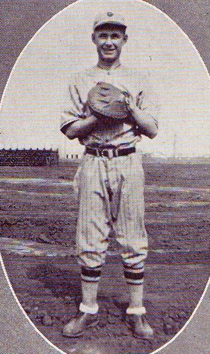 Vernon Ray, Baseball Capitan