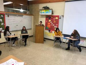Mrs Cade's Class