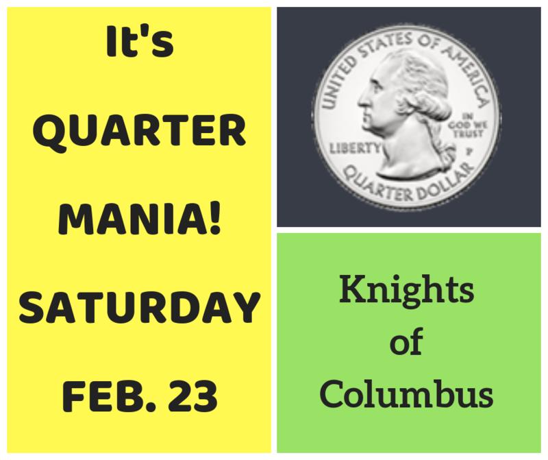 Quarter-mania is coming! Thumbnail Image