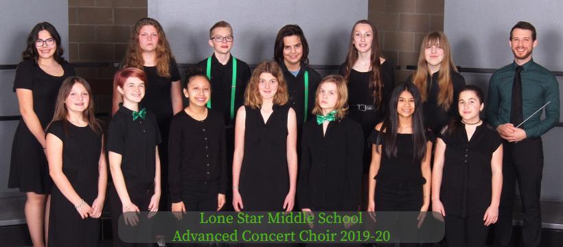 Adv Concert Choir