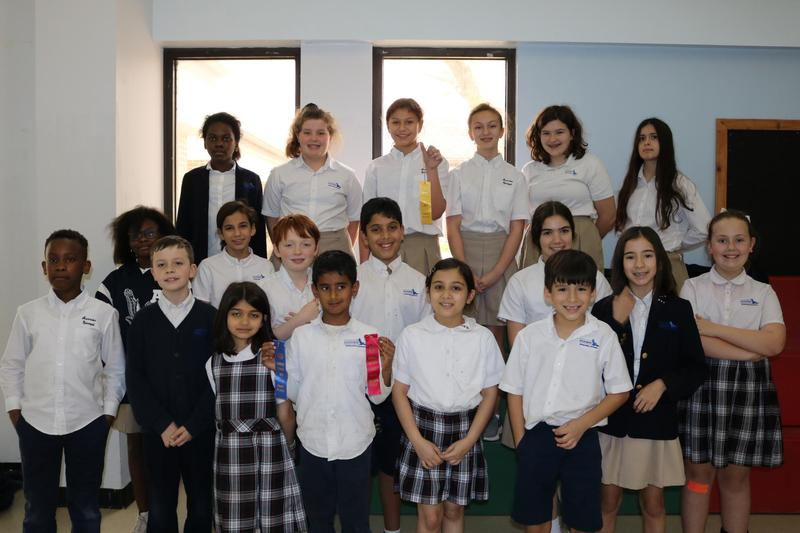 AES Students shine at PSIA Competition Featured Photo