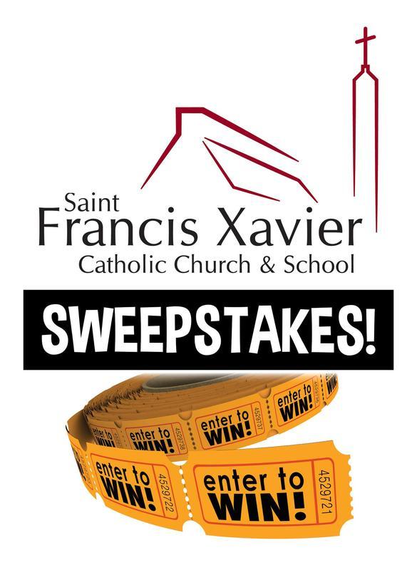 St. Francis Xavier Sweepstakes Thumbnail Image