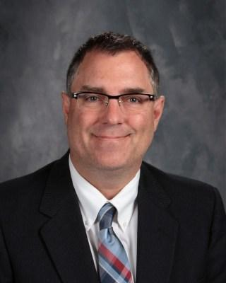Mr. Jerry Heet, Assistant Principal