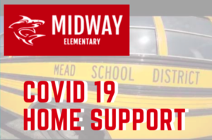 covid home support logo