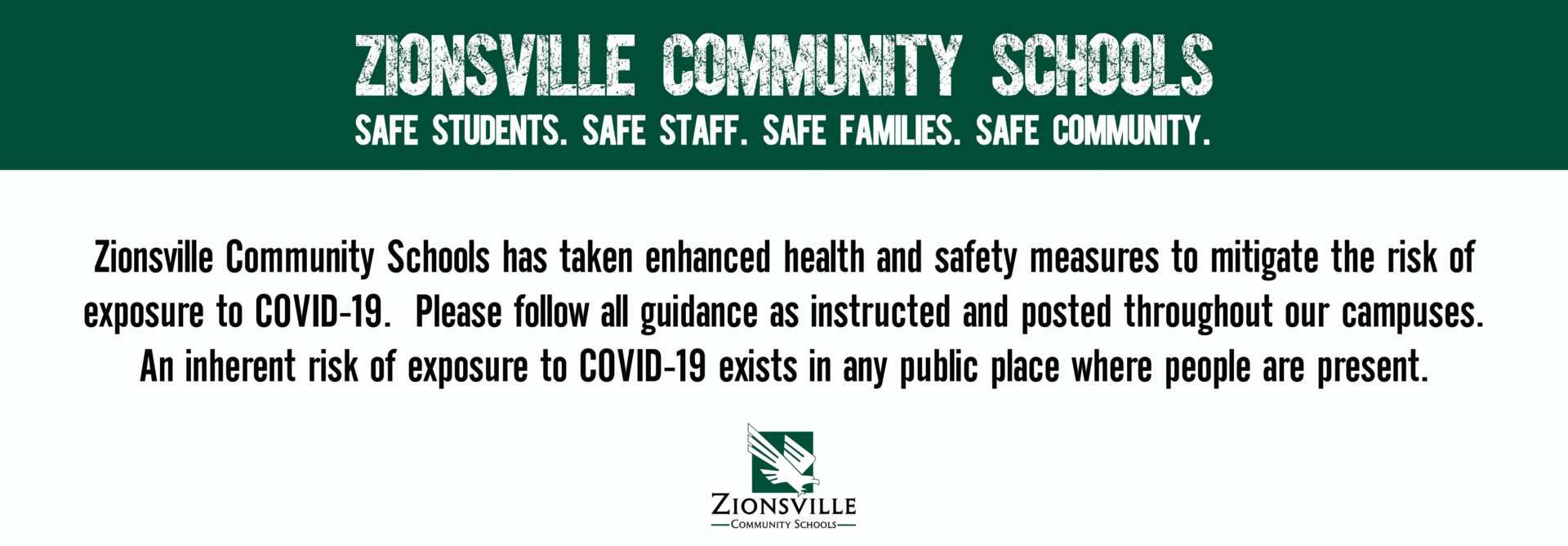 ZCS safety statement