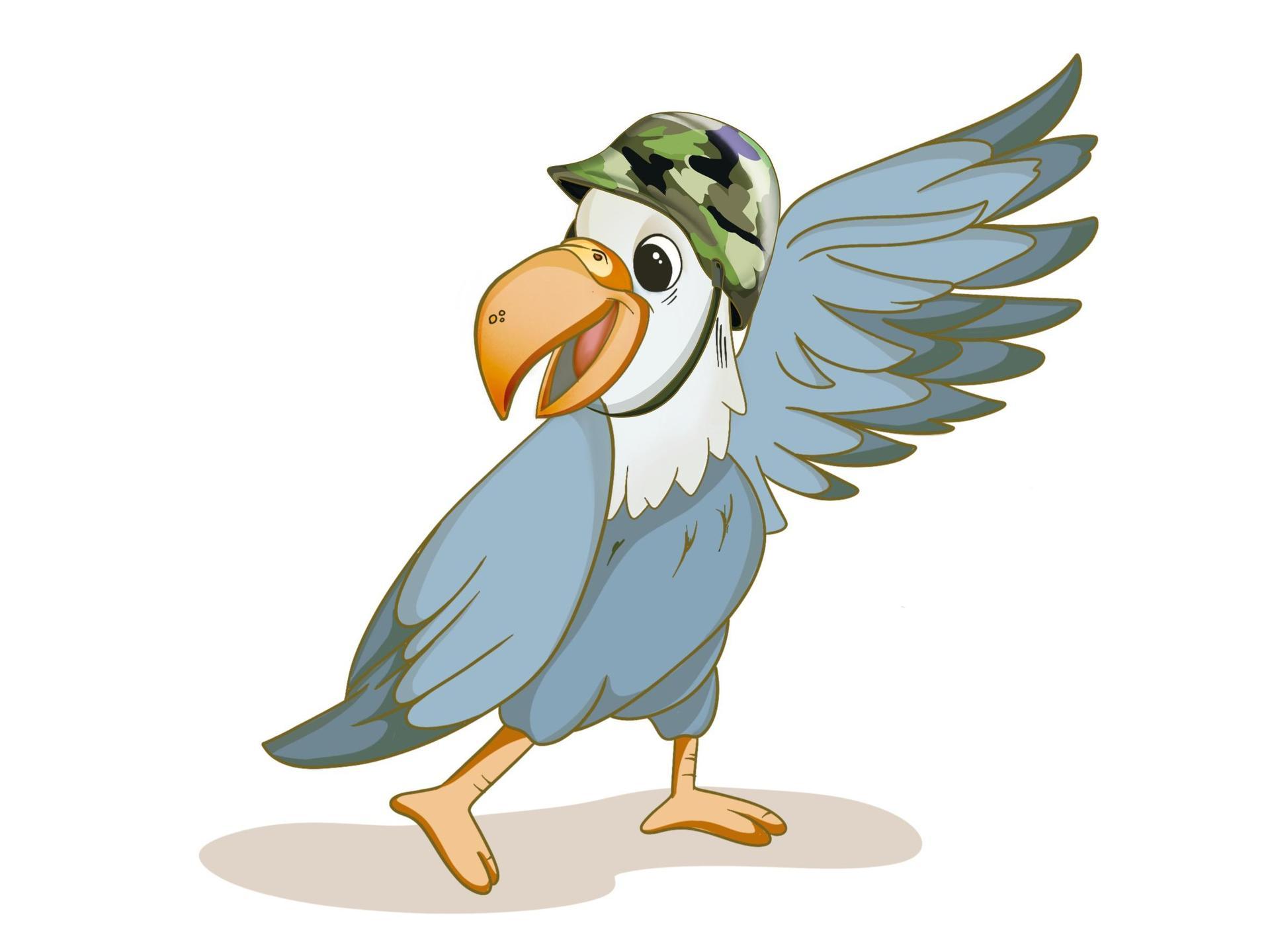 soldier falcon