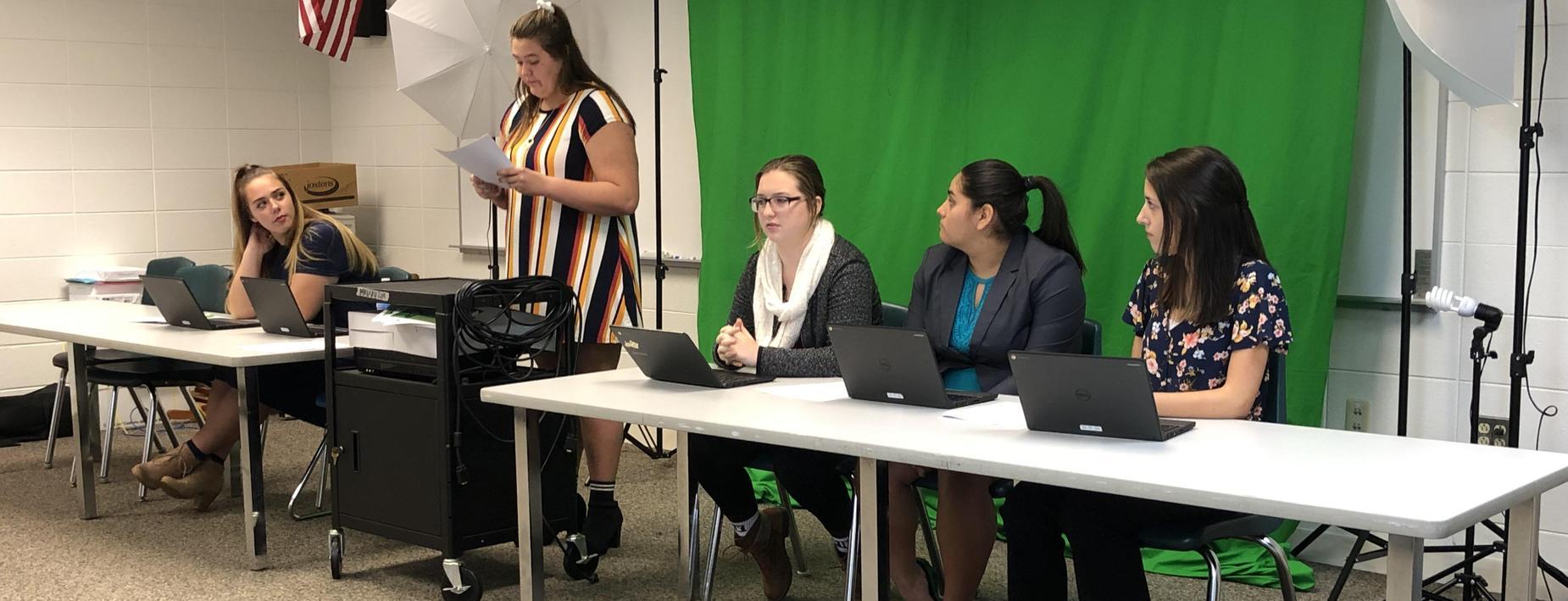 Presentations at CCHS