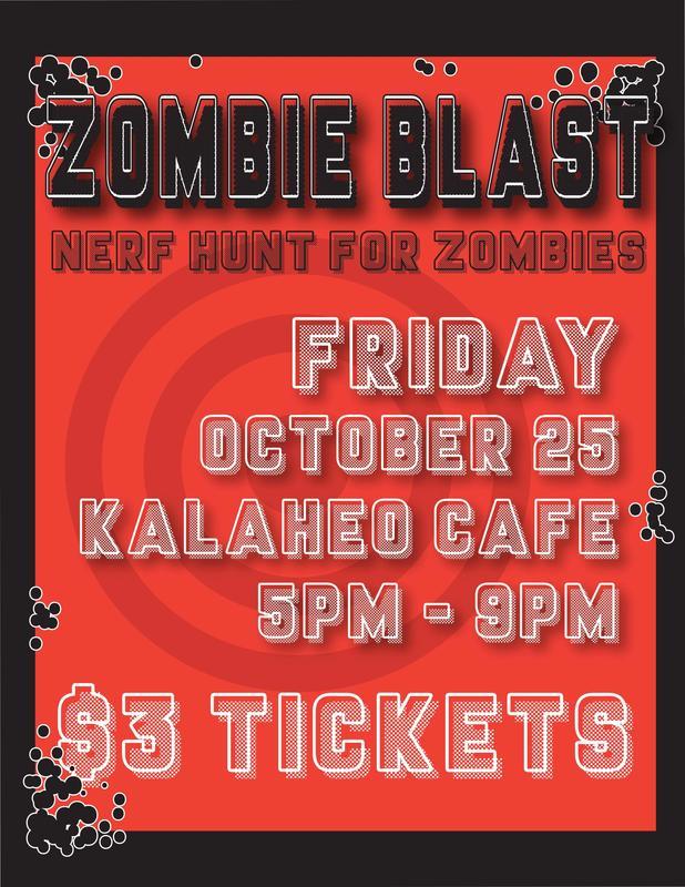 Zombie Blast Oct 25