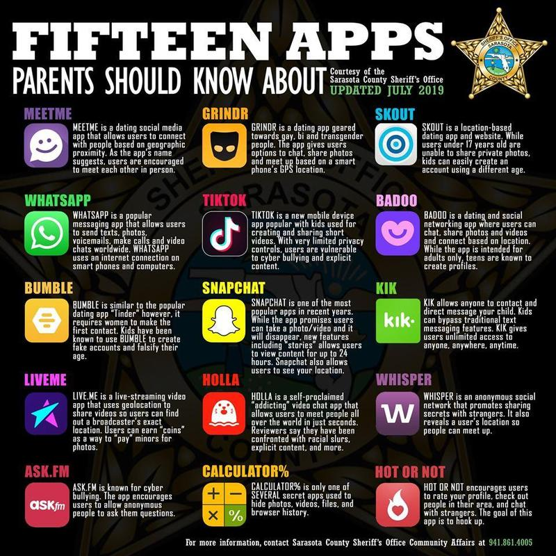 15 apps parents should look out for on their teen's phones Featured Photo