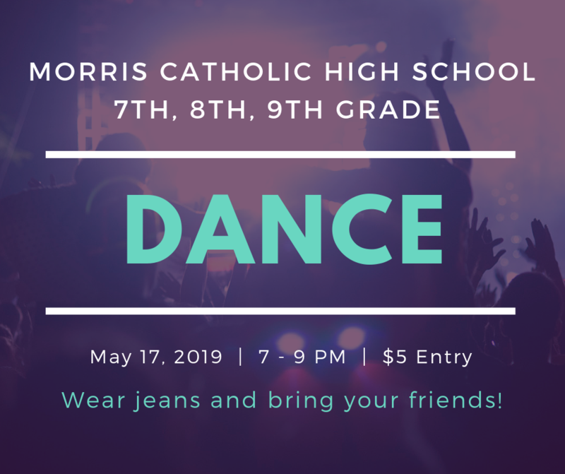 7th, 8th, and 9th Grade Dance Thumbnail Image