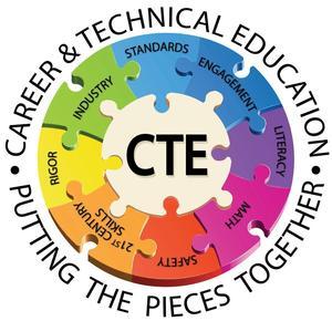 CTE Puzzle Logo