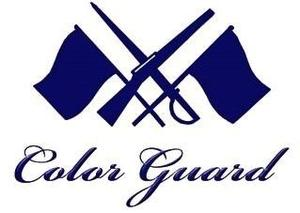 colorguard flags