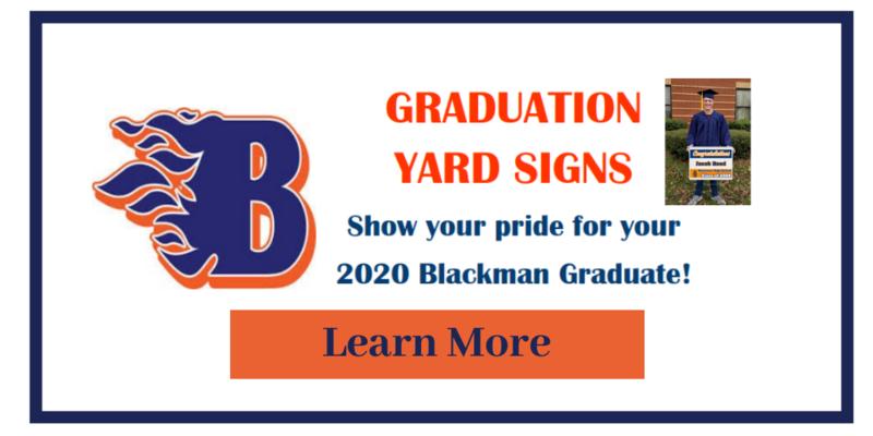 Graduation Yard Signs: Class of 2020 Thumbnail Image